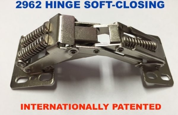 2962 hinge soft closing
